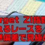【競馬 ZI指数】ZI指数を利用して単勝万馬券を狙い撃つ